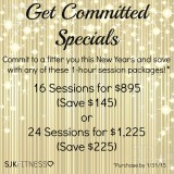 Get Committed Specials