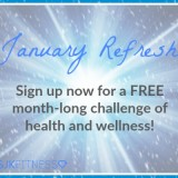 January Refresh Sign up