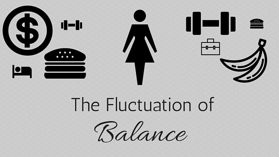 The Fluctuation ofBalance