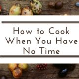 cook with no time