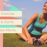 Core Exercise for New Moms