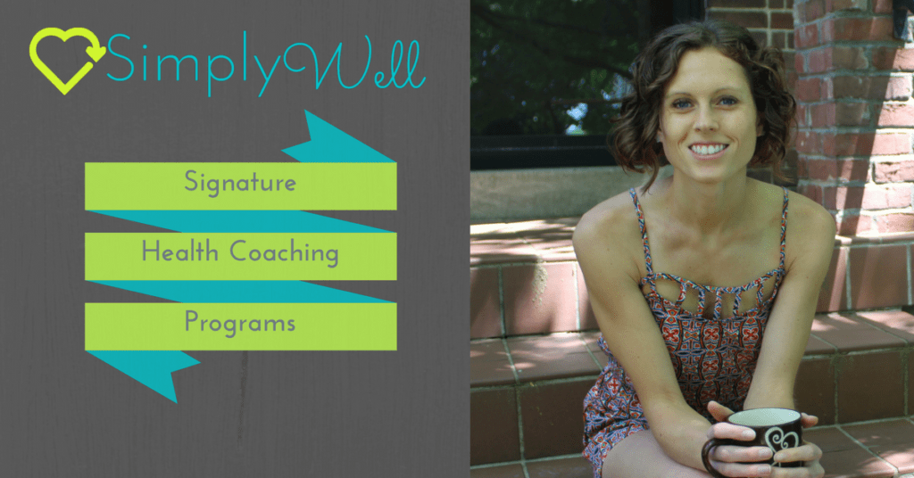 Signature health coaching programs