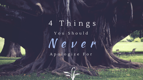 4-things-never-apologize-for