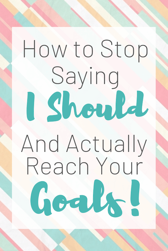 how to start reaching your goals
